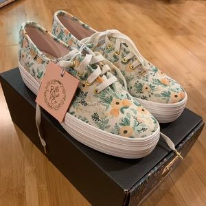 Women's Keds x Rifle Paper Co. Wildflower Nation